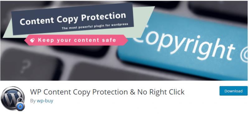 Plugin chống copy wordpress miễn phí tốt nhất